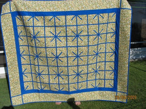 Side 1 of 2010 Rally Quilt