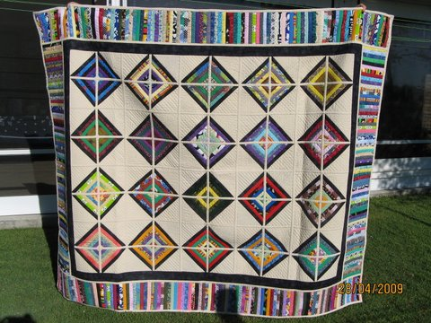 Side 2 of 2010 Rally Quilt